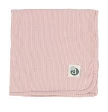 Analogie Rib Blanket Soft Pink