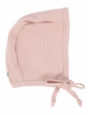 Analogie Rib Bonnet Soft Pink