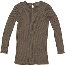Analogie Rib Knit Sweater Oatm