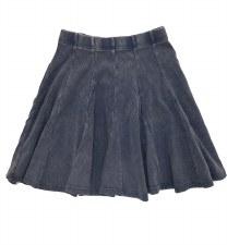 Ribbed Skirt Light 6