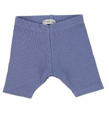 Lil Legs Ribbed Shorts Blue 12