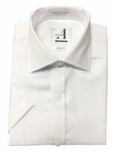 S/S Slim Shirt White 4