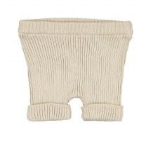 Analogie Knit Shorts Sand 12M