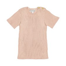 Analogie S/S Knit Top Blush 5T