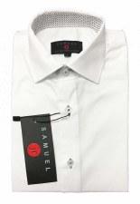 White Shirt W/ Colored Trim Gr