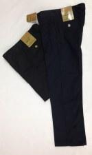 Husky Poly Cotton Pants (Slim)