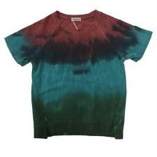 Tie Dye S/S Tshirt Teal 6