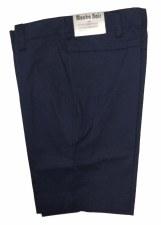 Cotton Shorts Navy 3