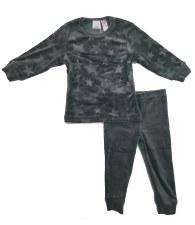 Velour Stars PJ Grey 8