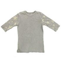 Denim Stars Tshirt Grey 7