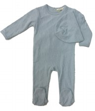 Textured Stretchie Set Blue 3M