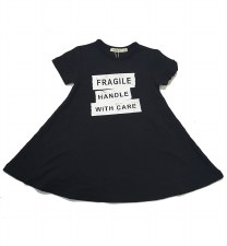 Fragile Dress Black 3