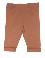 Cotton Capris Bisque 6M