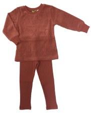 XOX Pajamas Papaya 8