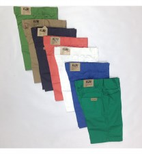 Colored Shorts Green 18M