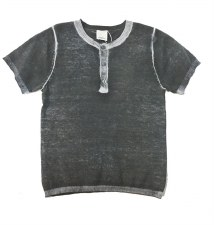 Cotton S/S Sweater Grey 12M