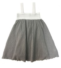 Crinkle Jumper Grey 6