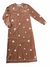 Velour Stars NG Pink S(10)