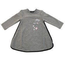 YoYo Dress Grey 3