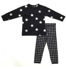 Stars PJ Black/Silver 7