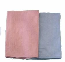 Textured Baby Blanket Pink