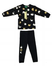 Apple PJ Black/Gold 2