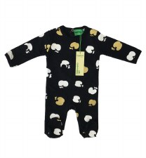 Apple Stretchie Black/Gold 3M