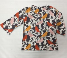 Bird Top Grey 6X