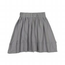Circle Tshirt Skirt Grey 10