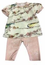 Baby Bird 2pc Blush 12M