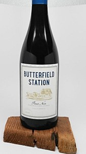 Butterfield Station 2013 Firebaught's Ferry Pinot Noir