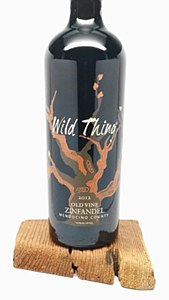 Carol Shelto 2013 Wild Thing Zinfandel