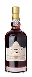 Graham's 20 Yr Tawny Port
