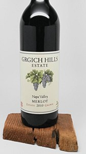 Grgich Hills 2010 Merlot
