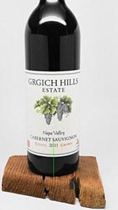 Grgich Hills 2011 Cabernet Sauvignon