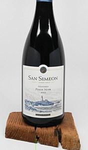San Simeon 2013 Pinot Noir