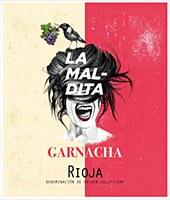 La Maldita 2014 Garnacha
