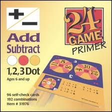 24 Game Primer Add/Subt