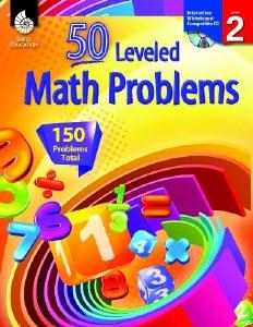 50 Leveled Math Problems 2
