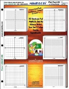 Algebra I Flat Pack Kit