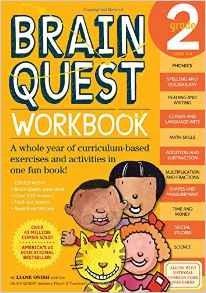 Brain Quest Workbook 2