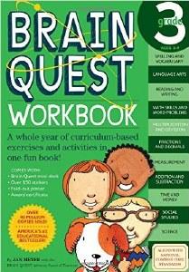 Brain Quest Workbook 3