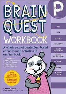 Brain Quest Workbook PreK