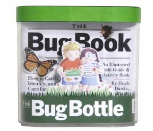 Bug Book & Bug Bottle