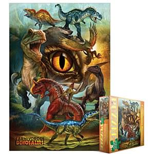 Carnivorous Dinosaurs 100 pcs