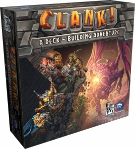 Clank! A Deck-Building Game