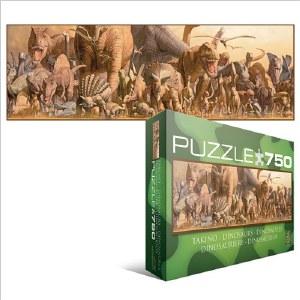 Dinosaurs 750 pieces