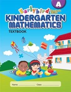 Earlybird Math K Text A (Stds)