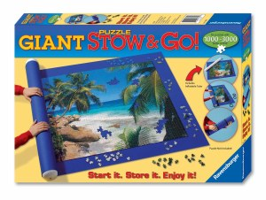 Giant Stow & Go Puzzle Keeper