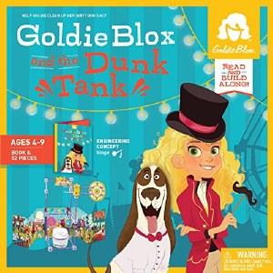 GoldieBlox & the Dunk Tank